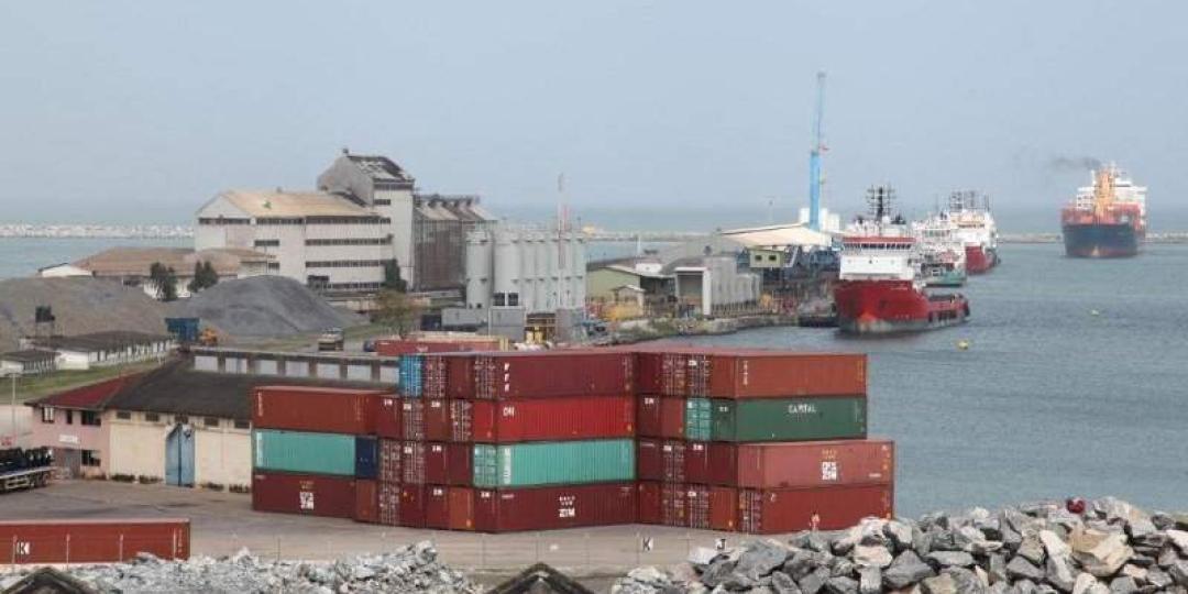 The Port of Takoradi