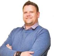 Groupair cargo sales executive, Jacques Viljoen
