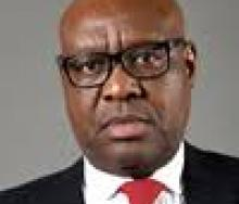 Fikile Majola, deputy trade and industry minister.